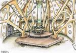 The Tardis Interior