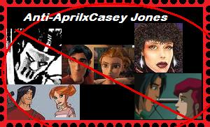 Anti AprilO'NeilxCaseyJones by Moonstone27