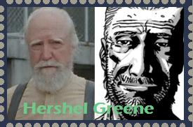 Hershel Greene Stamp by Moonstone27