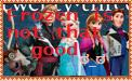 Not Frozen Fan Stamp by Moonstone27