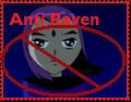 Anti Raven request stamp