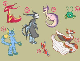 CHEAP beasties adopts - 1/7 OPEN by staples-adopt-shop