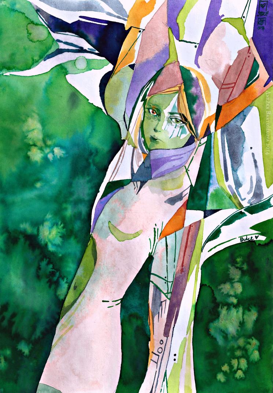 Absinth Green by Srdce