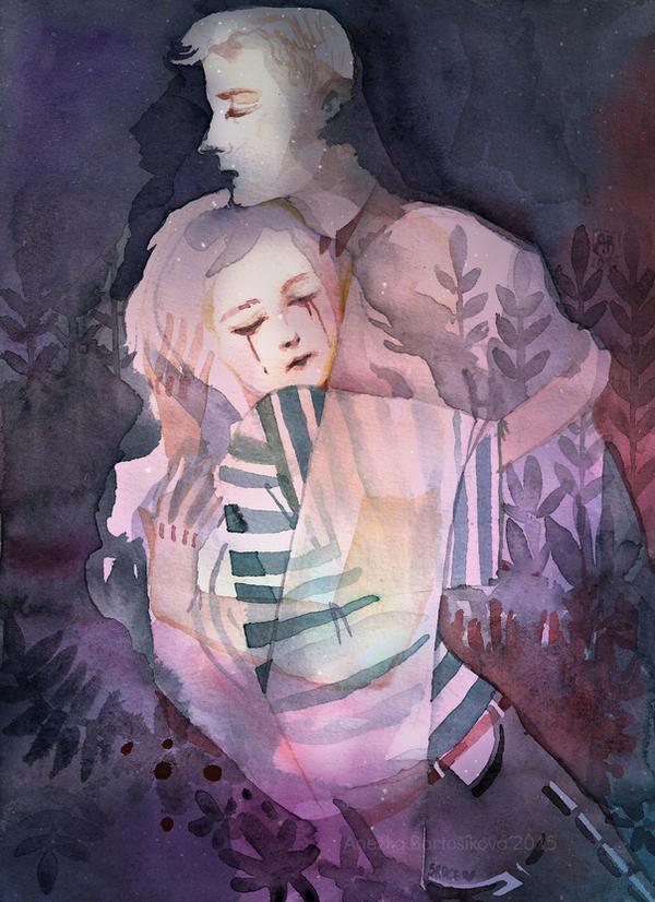 Fading Away... by Srdce