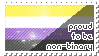 Non-Binary stamp by stamping-hammies