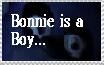 Bonnie IS a Boy by Advan-cing