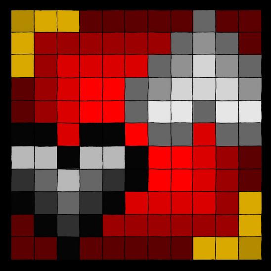 Duality Heart by GeeHBerserk