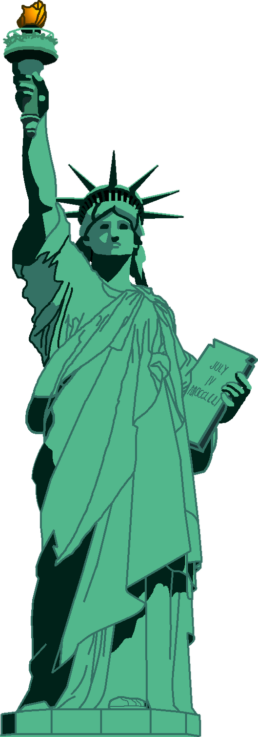 Statue of Liberty Drawing by RyanH1984 on DeviantArt