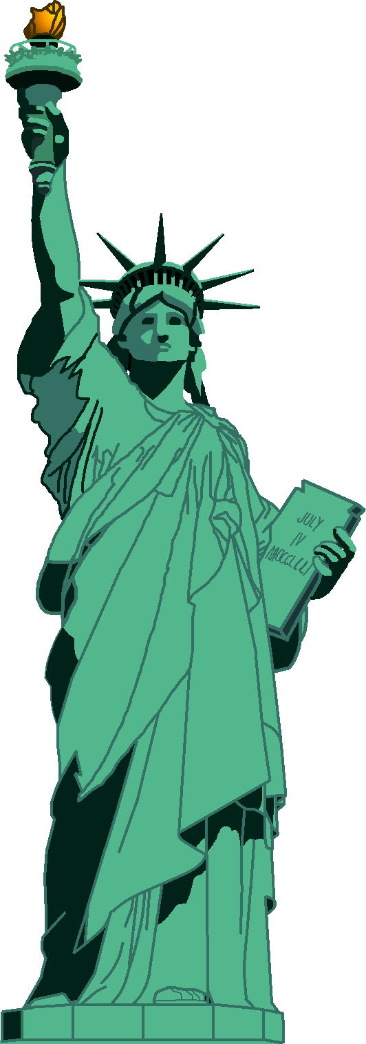 Statue of Liberty Drawing Statue of Liberty Drawing