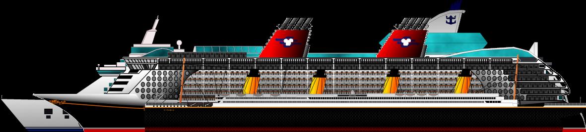 RC Oasis Disney Dream Titanic By RyanH1984 On DeviantArt