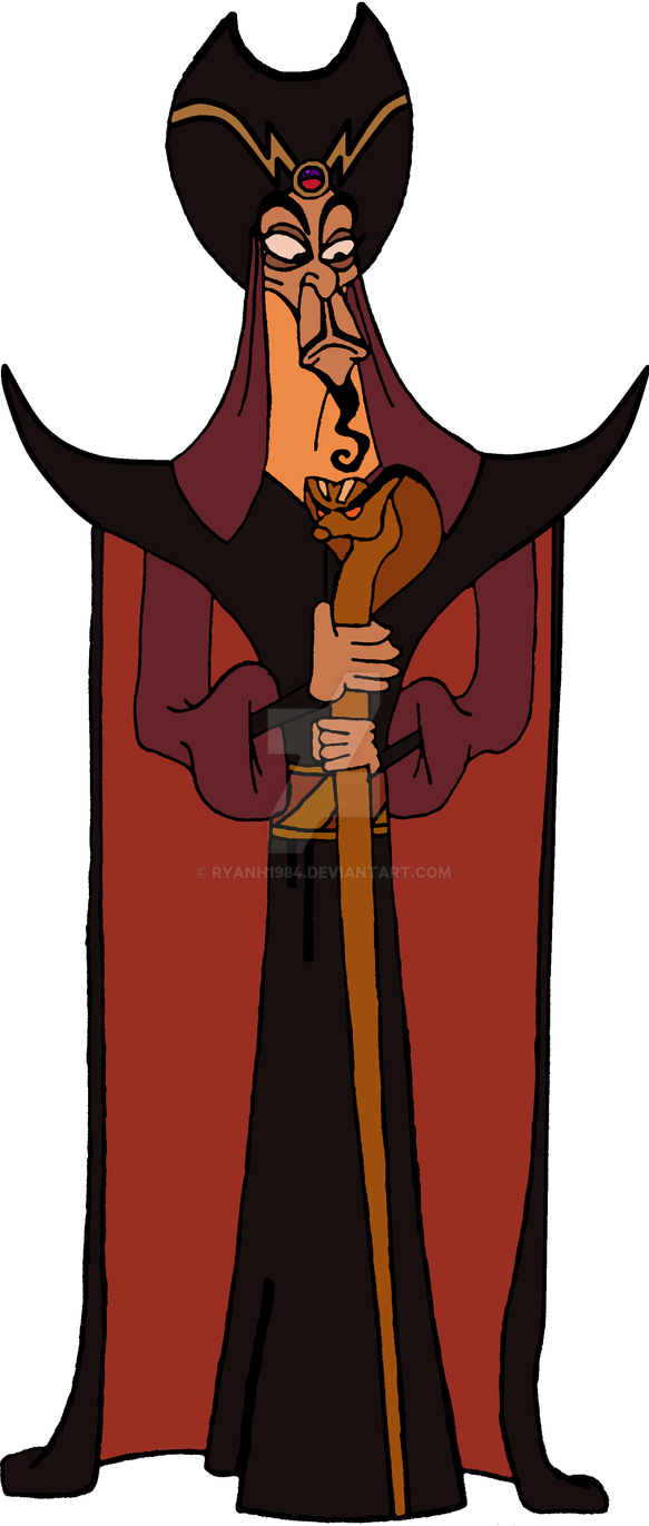Sorcerer Jafar By Ryanh1984 On Deviantart