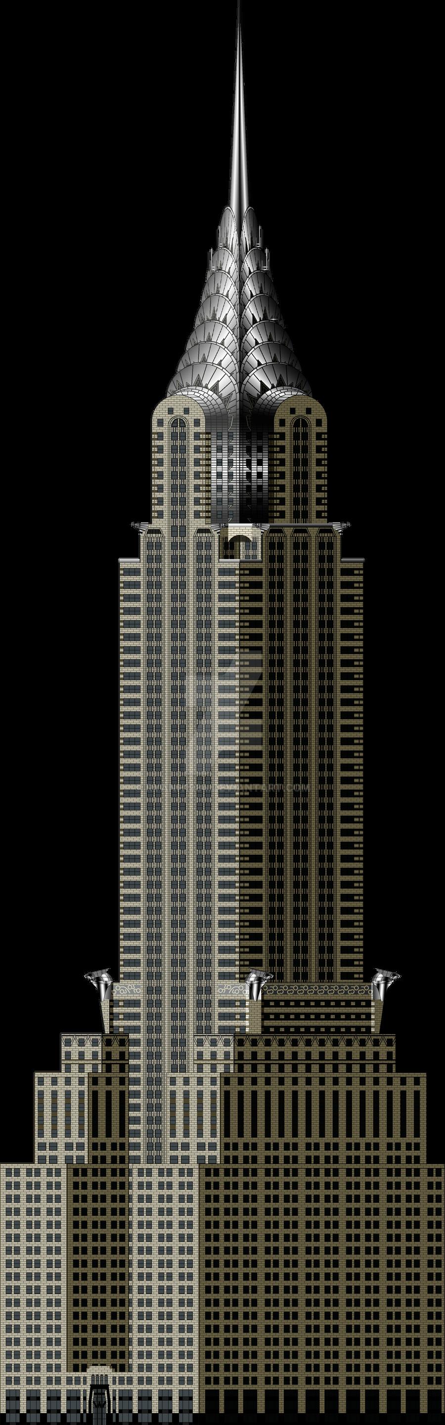 New Chrysler Building 2013 by RyanH1984 on DeviantArt