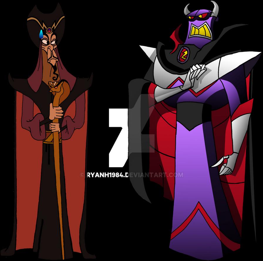 Zurg Meets Jafar 2.0 by RyanH1984 ...  sc 1 st  DeviantArt & Zurg Meets Jafar 2.0 by RyanH1984 on DeviantArt