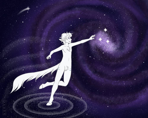 Reaching for the Stars [Commission]