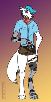 Yeehaw Cowboy [Commission]