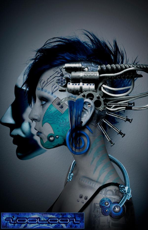 Cyber Punk by Oxighum