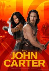 Alternate Universe JOHN CARTER Promo Poster