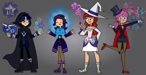 The Magic Quartet