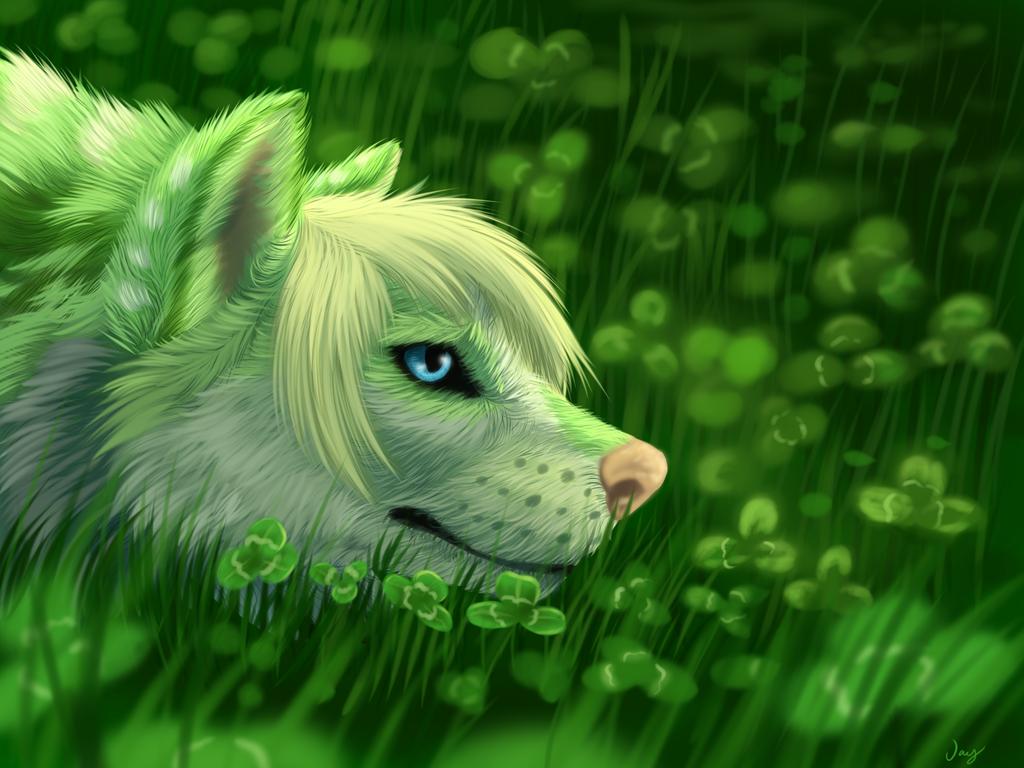clover dreams by King-Radium