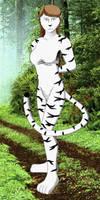 the Tigerun lady