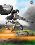the Tigeron Warrior