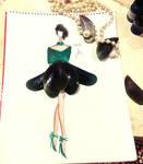 Mussel Inspired Skirt