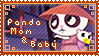 :: Panda Mom and Baby :: by flaiKi