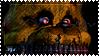 nightmare Fredbear by flaiKi