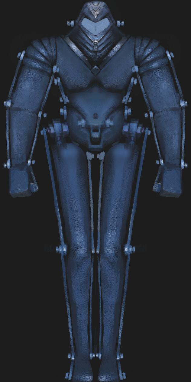Old Robot by Titus-rab