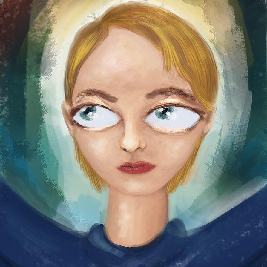 Big eyes by Titus-rab