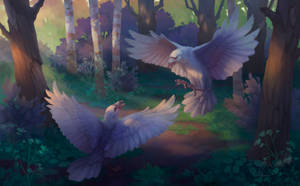 Ravens of Silentwood