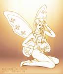 Fairy Mary Marvel - Commission
