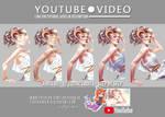 Aries OC - Video Step By Step Tutorial by LadyKraken