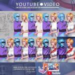 Sara Ryder Peebee - Commission - Video Tutorial