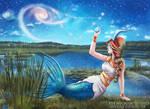 Capricorn OC - 12 Zodiac Ladies by LadyKraken