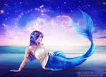 Pisces OC - 12 Zodiac Ladies