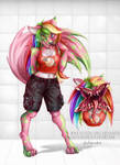 Britney OC - Commission