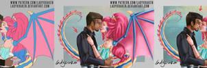 Cadie/Fives OC Eternal Love - Step by Step + Video