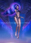 [Preview] Princess Luna - Moon Goddess - NSFW by LadyKraken