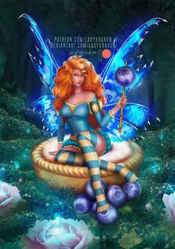 Merida Spell Cake Fairy - SFW Patreon Poll