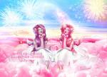 Pinkie Twins of Gemini - 12 Zodiac MLP Inspired by LadyKraken