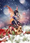 Snow White Madness - Patreon Reward by LadyKraken