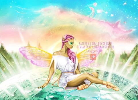 Flutter of Virgo - 12 Zodiac Ladies