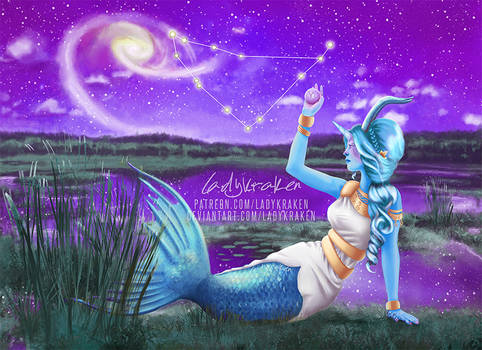 Trixie of Capricorn - 12 Zodiac Ladies MLP