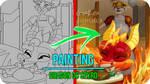 Dragon OC Spyro - Painting Video Timelapse by LadyKraken