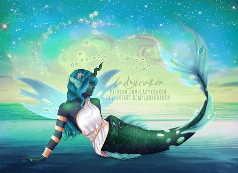 Chrysalis of Pisces - 12 Zodiac Ladies MLP