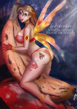 [Bikini] Jane Porter Immortal Queen-Patreon Reward