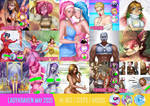 May 2021 Rewards by LadyKraken