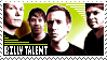 Billy Talent Stamp by NeppyNeptune