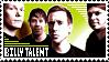 Billy Talent Stamp by NeppyNeptune